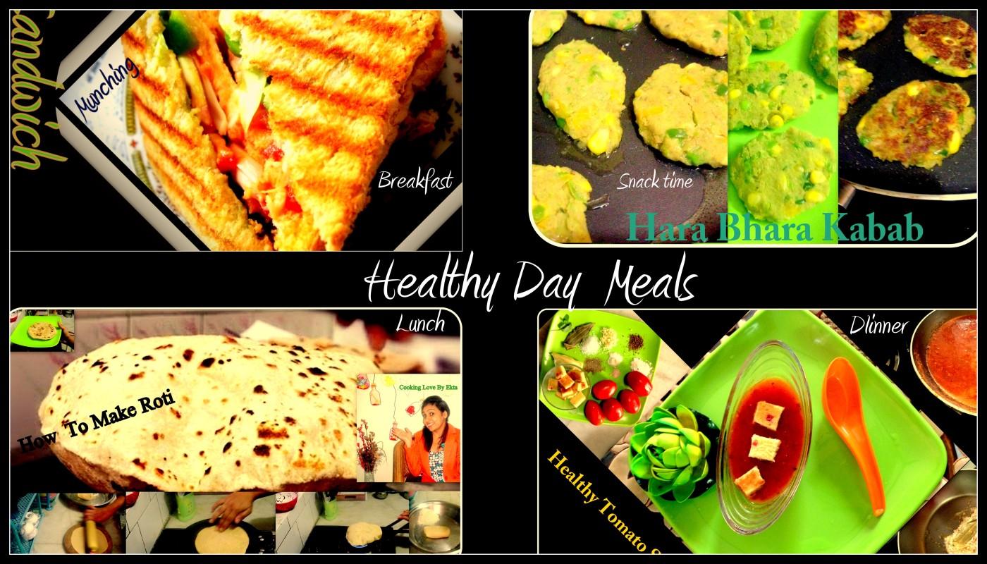Healthy Feast Easycookingwithekta